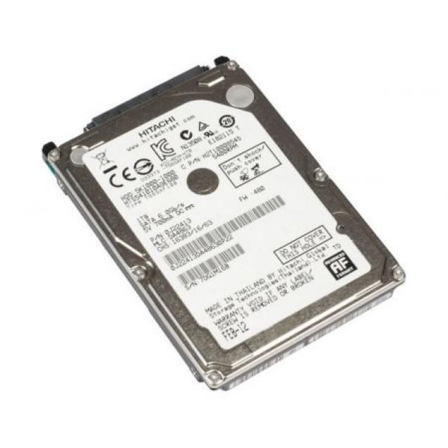 """Твърд диск Hitachi 2.5"""" 1TB 8MB SATA 5400RPM"""